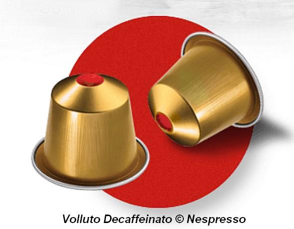 La Radio du Goût a aimé les nouvelles capsules décaféinées de Nespresso