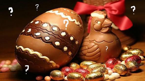 Pour les Nuls de Pâques et du Chocolat