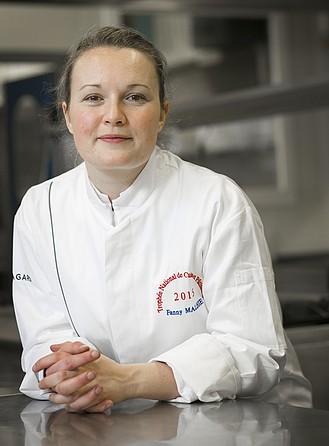 Fanny MALHIE : 1ère femme à remporter le Trophée National de Cuisine