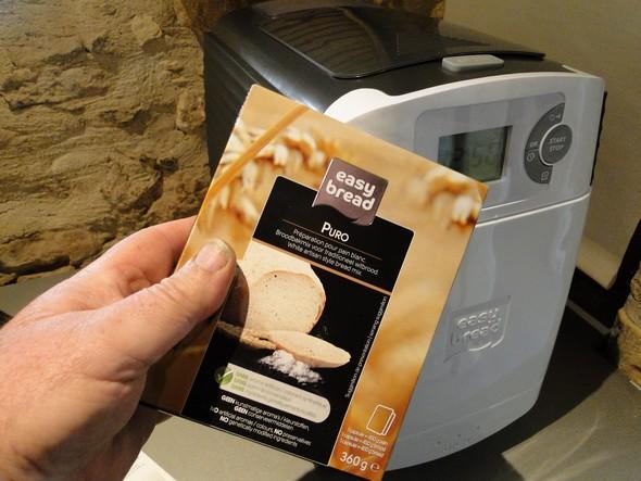 La Radio du Goût a testé Easy Bread
