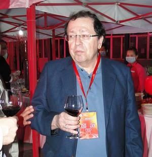 Edouard Cointreau à Pékin l'an dernier ©laradiodugout.fr