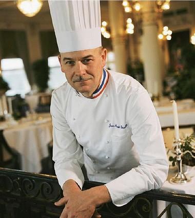Jean-Marie Gautier ©hôtel du palais
