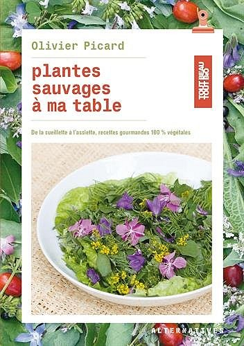 Plantes sauvages à ma table