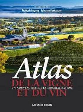 Atlas de la vigne et du vin
