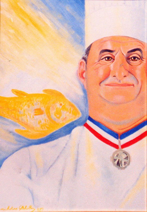 Paul Bocuse © Micheline Dohollou