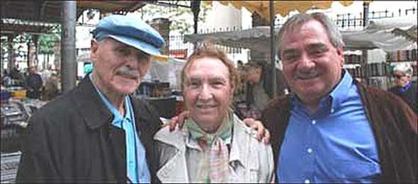 Roger, Micheline et Thierry ©laradiodugout.fr