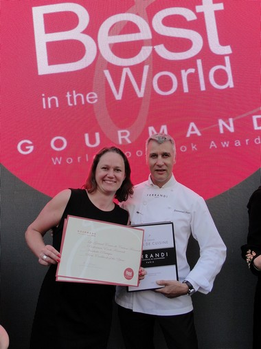Le grand cours de cuisine FERRANDI: The Best in the World!