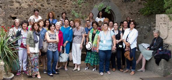 « Coop de France Languedoc-Roussillon » fait du charme aux Femmes Journalistes spécialistes « Vins »