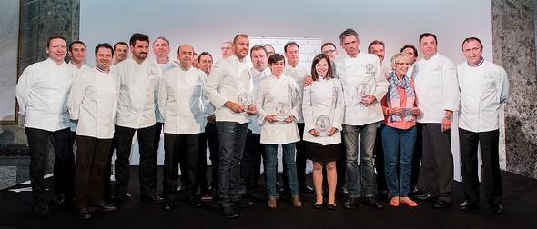 Les Prix d'Excellence Relais Desserts 2015