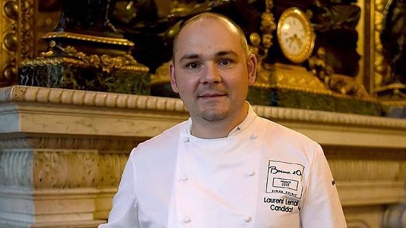 le sacre du cuisinier Laurent Lemal /DR