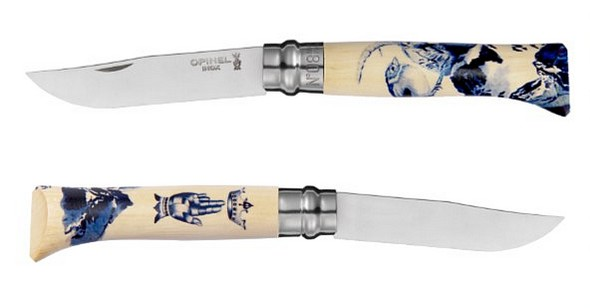 Opinel lance son couteau anniversaire