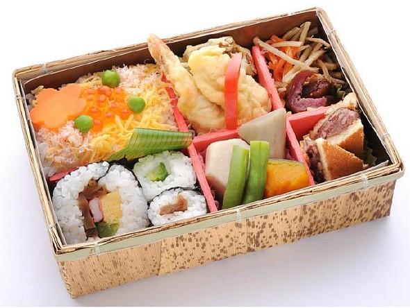 Bento omotenashi (hospitalité) 13 €