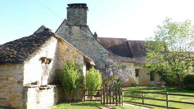 la Fagette , chambres d'hôtes périgord noir proche de Sarlat dans un coin de nature unique