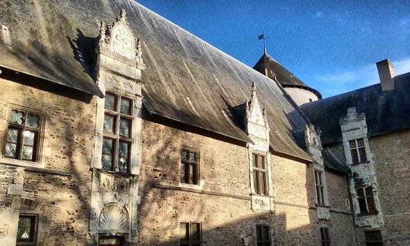 château de Laval ©G.C/laradiodugout.fr
