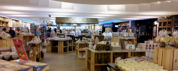 magasin d'usine ©IM/laradiodugout.fr