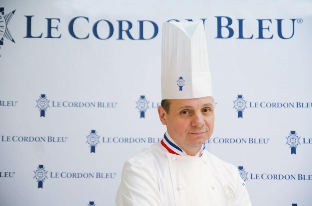 BRIFFARD Eric Chef Cordon Bleu Paris