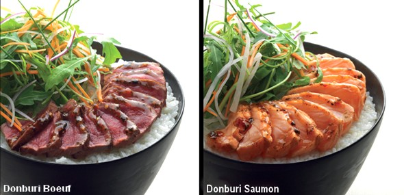 DONBURI (Japon)