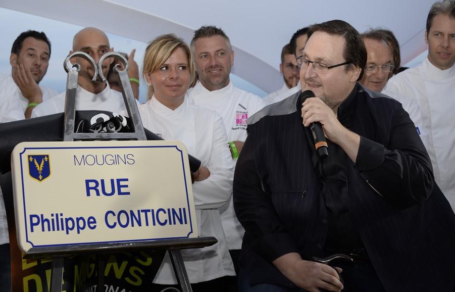 CONTICINI Philippe avec Christelle Brua