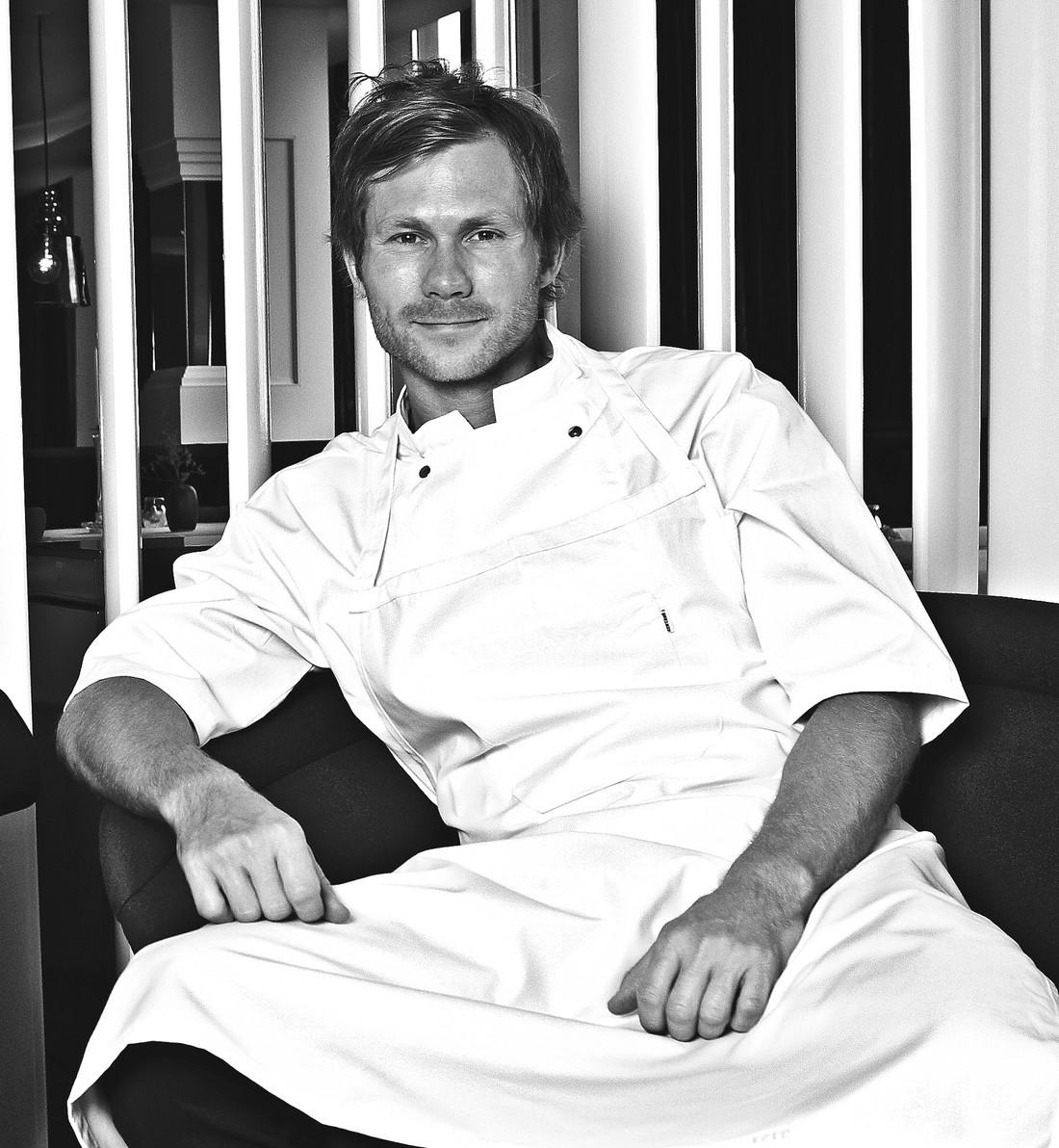 Le Chef Rasmus Kofoed ©Claes Bech Poulsen