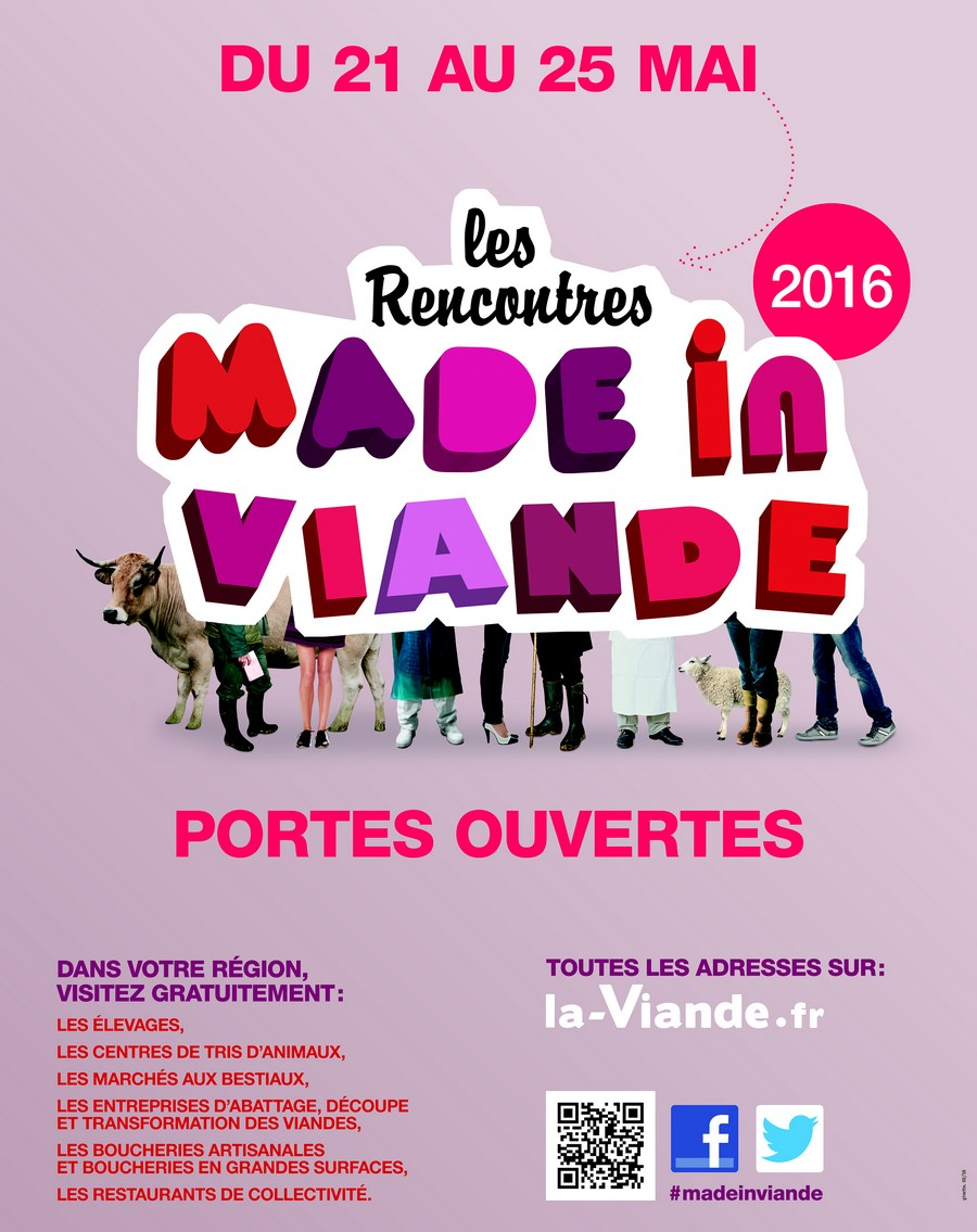 RENCONTRES MADE in VIANDE - France -