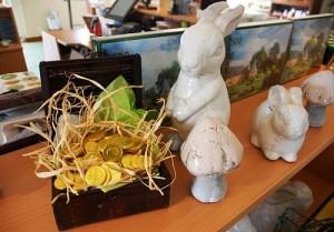 les enigmes de Pâques avec les lapinous