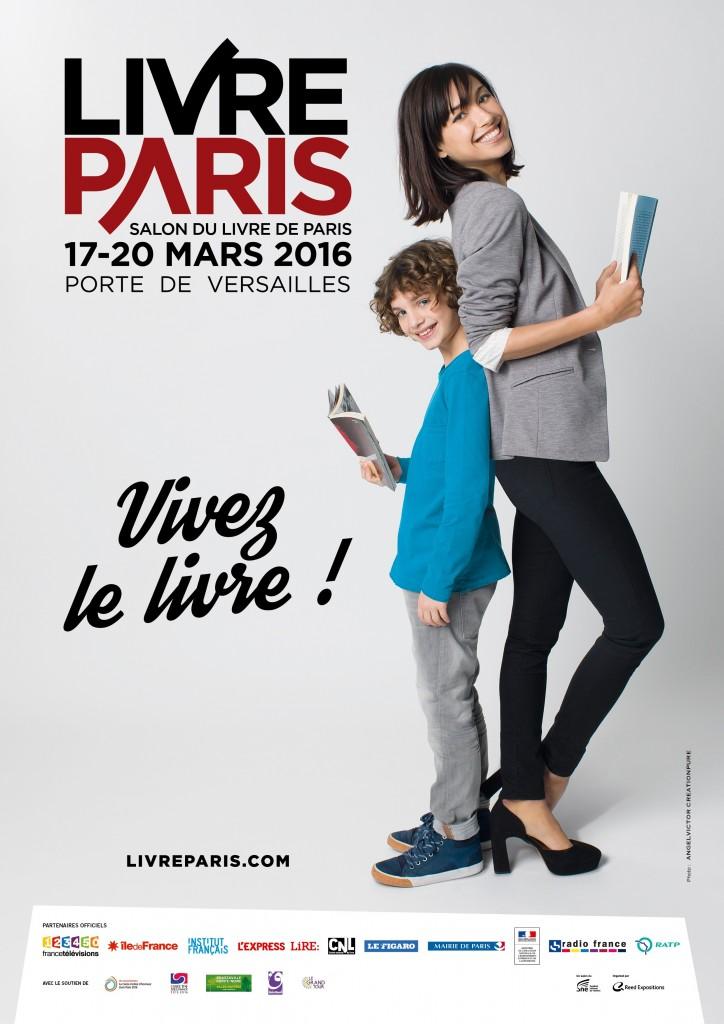 Le salon livre paris au go t du jour - Le salon du livre paris ...