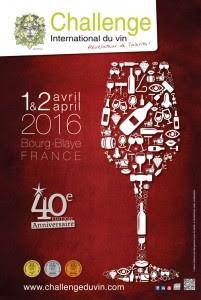 challende du vin à Bourg