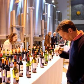 François Boivert est issu d'une famille de viticulteurs depuis quatre générations. Il a repris le château Les Ormes Sorbet en 2006, tandis que son frère est à la tête du château Fontis. ©Maïder Gérard