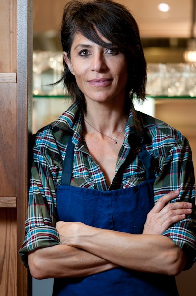 Chef Dominique Crenn of Atelier Crenn – San Francisco, CA