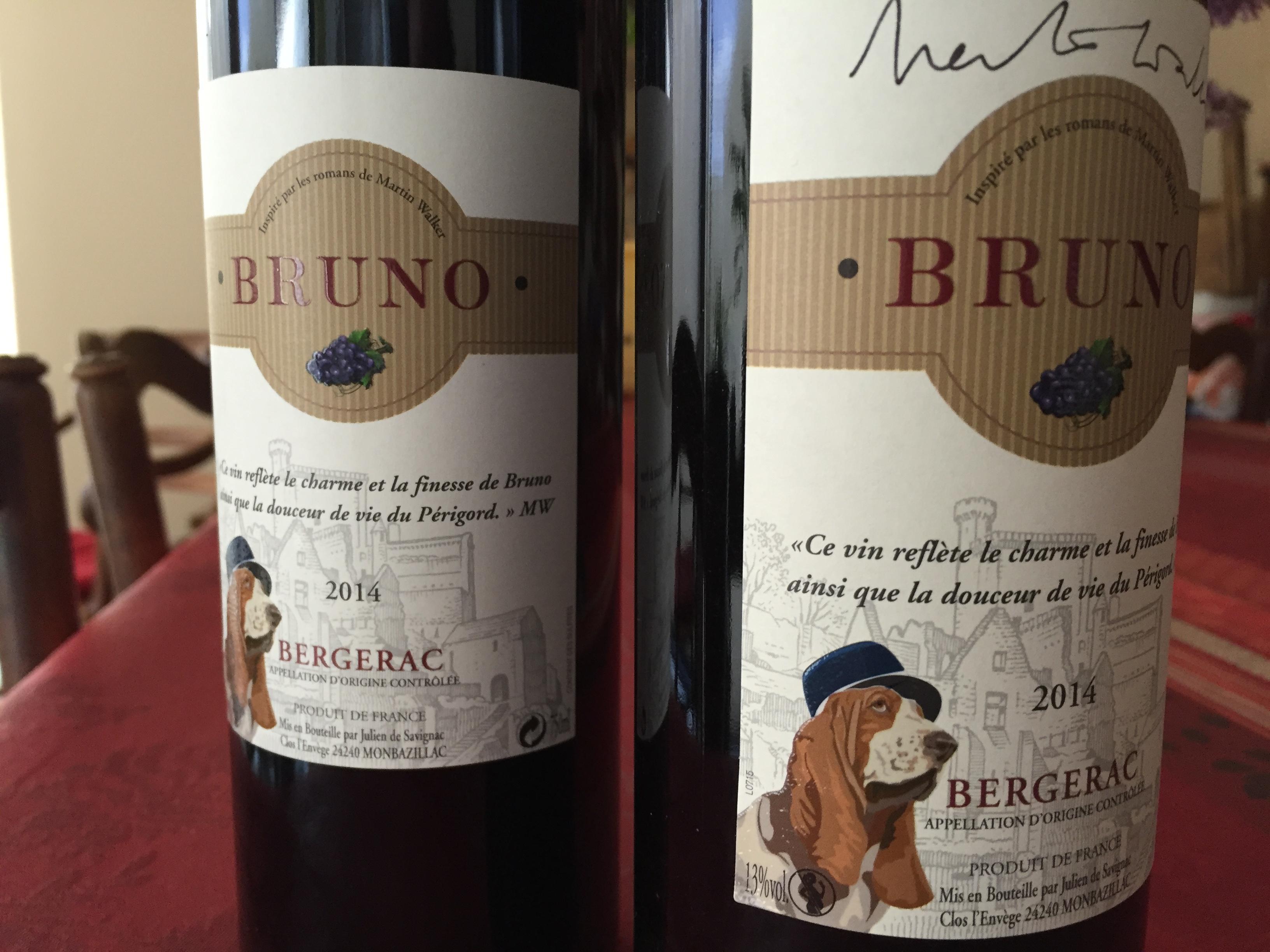 le vin de Bruno
