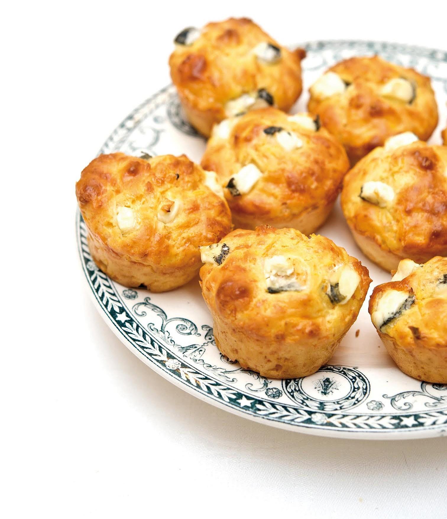 muffins valençay