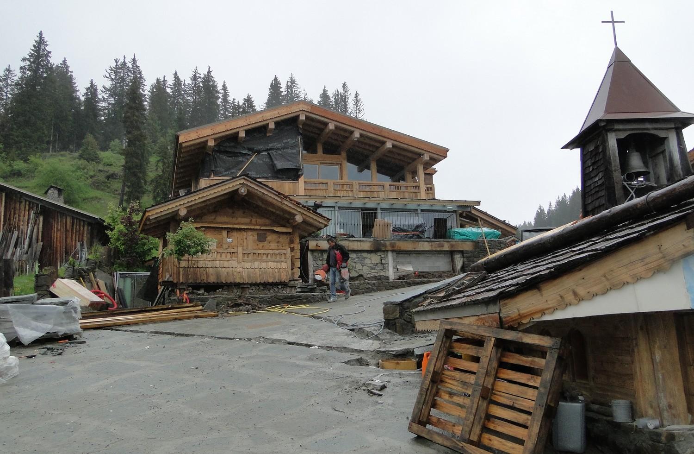 la nouvelle Maison des bois
