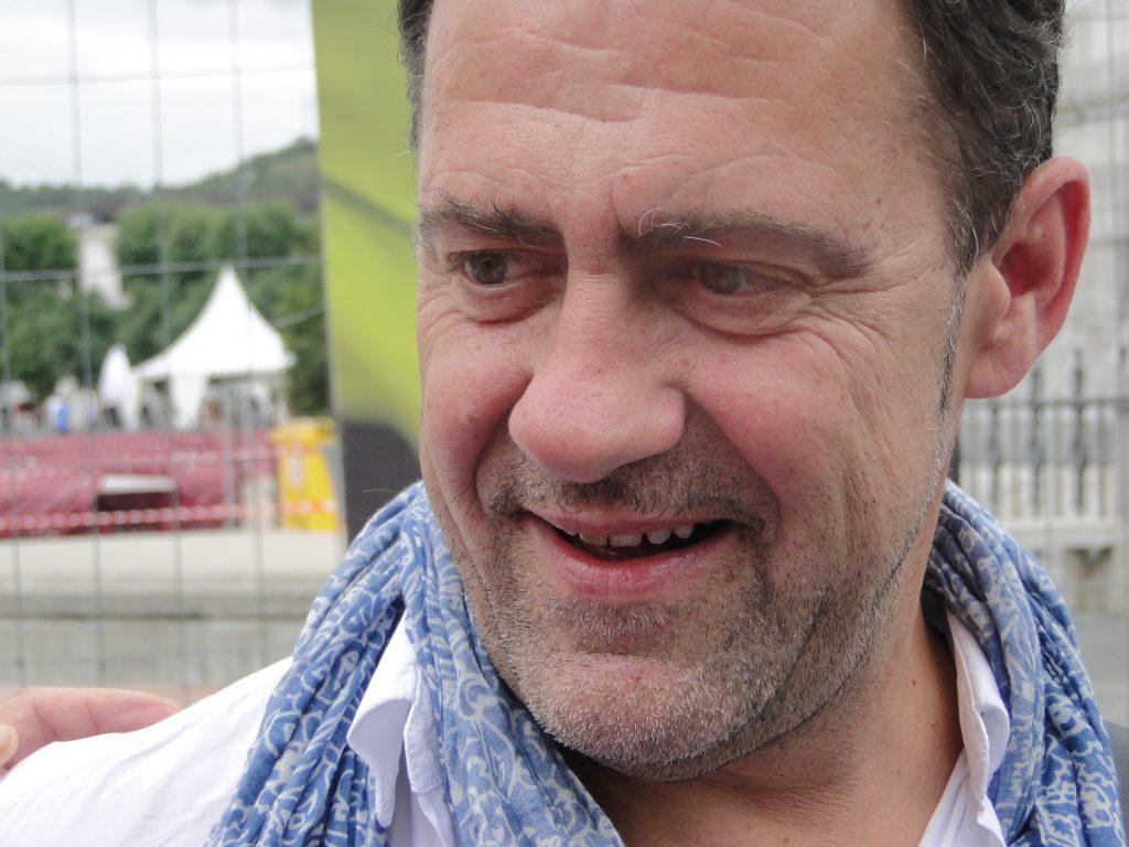 Michel SARRAN parrain de lot os saveurs 2016