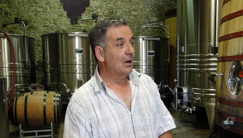 PRADEL Pierrre, vigneron Cahors Caillac