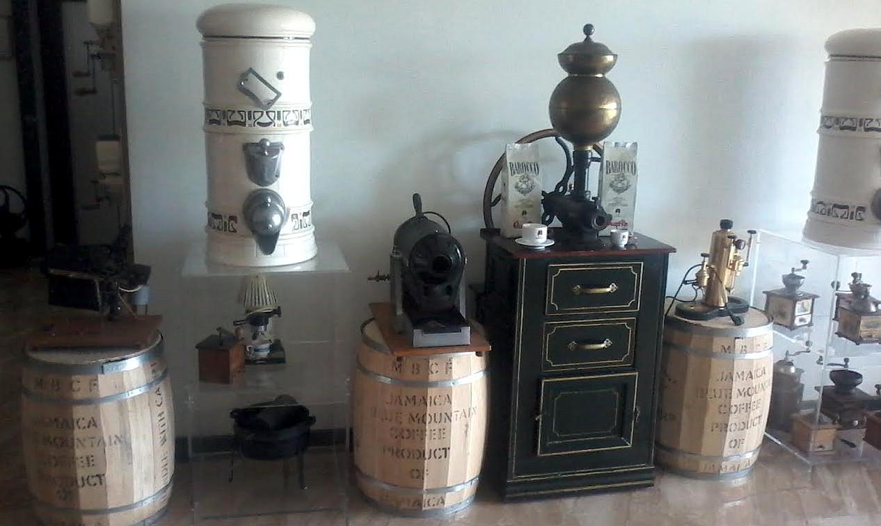 café quarta materiel historique