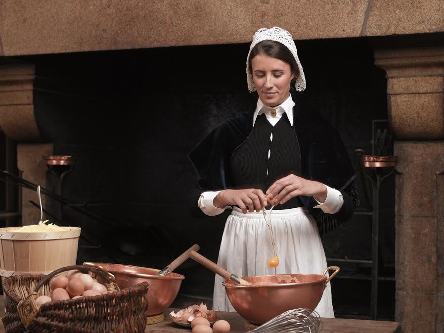 La plan te gourmandises de la m re poulard - Omelette de la mere poulard ...