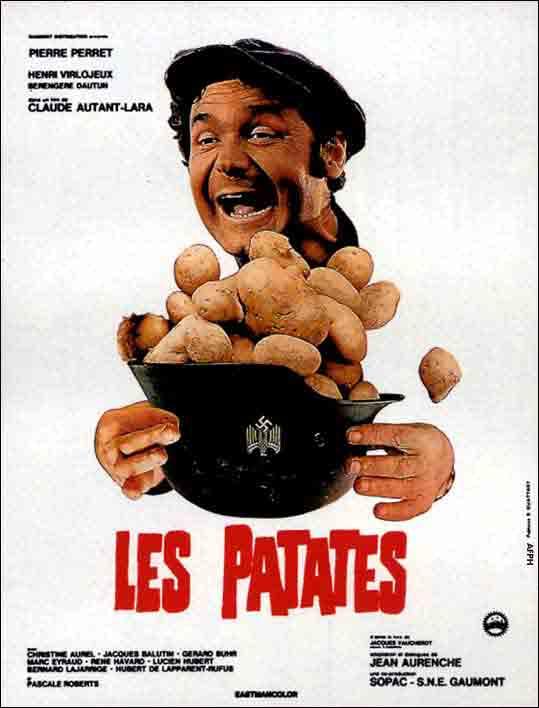 L'affiche du film de Claude Autant-Lara