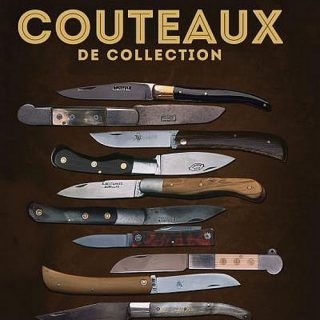 couteaux de collection coverture