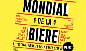 Mondial de la bi re for Salon de la biere paris 2017