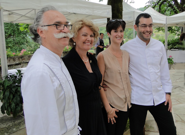 LE GINDREAU Passation en 2013 entre Pelissou et Bardet et leurs épouses 1500