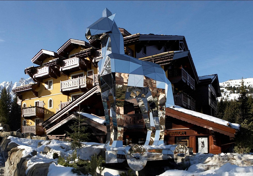 Le Cheval Blanc Courchevel
