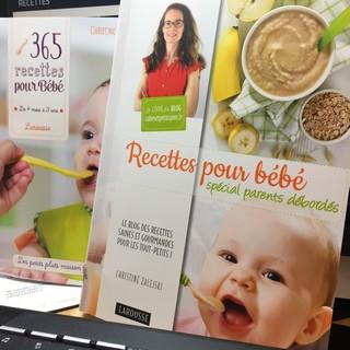 recettes bébé vignette