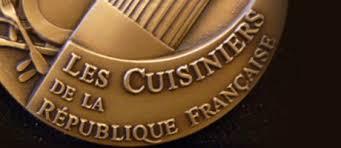 médaille cuisiniers république