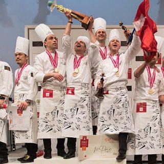 coupe du monde pâtisserie