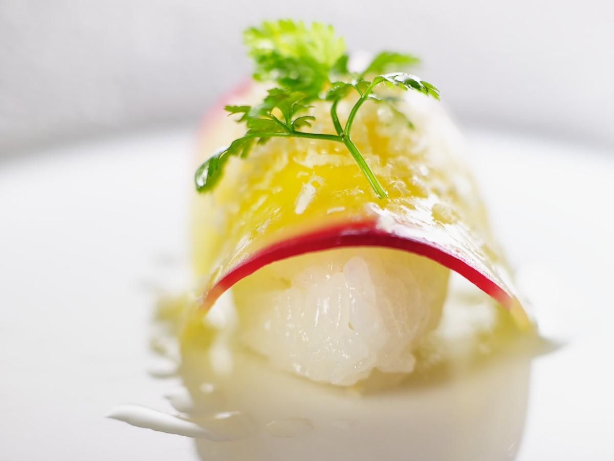 Fin sushi de betterave ©DosSantos_Lemone