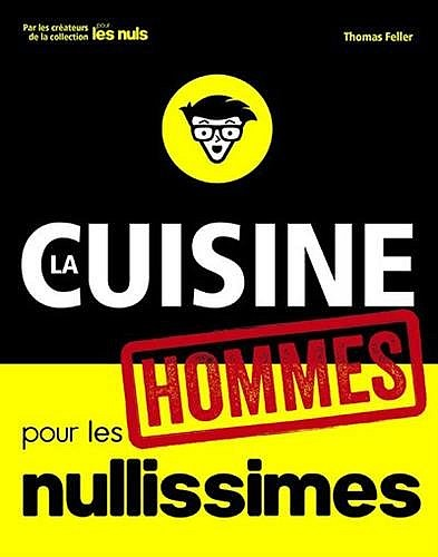 cuisine hommes nuls