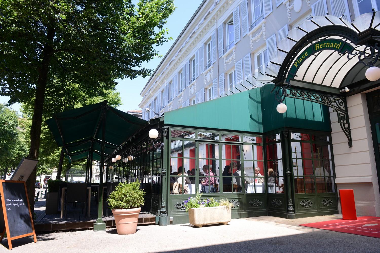 Brasserie Place Bernard creditPlace Bernard