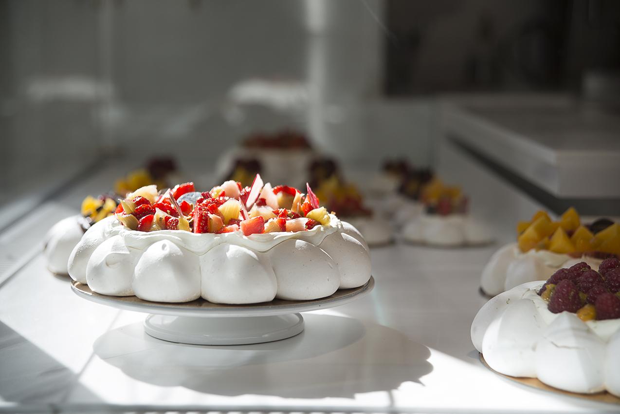 LA MERINGAIE gâteau