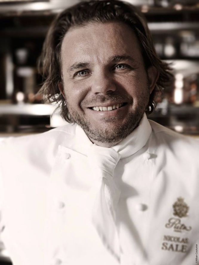 SALE Nicolas chef Le Ritz