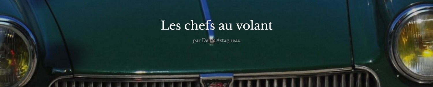 chefs volant home